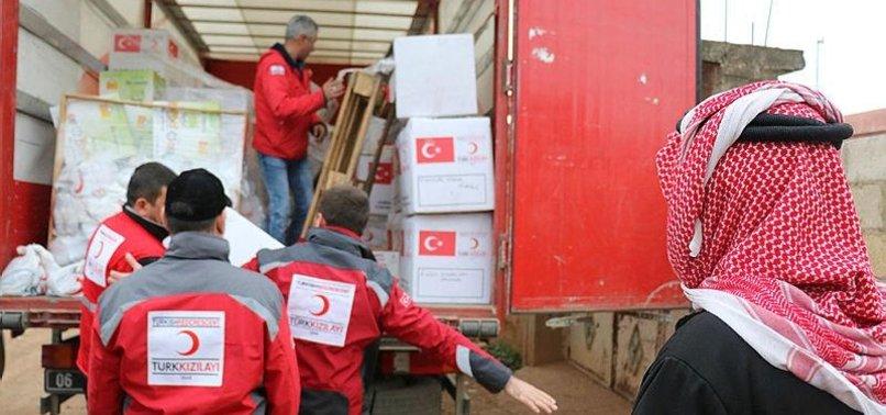 UN ALLOCATES $2.3 MILLION TO TURKISH AID AGENCY