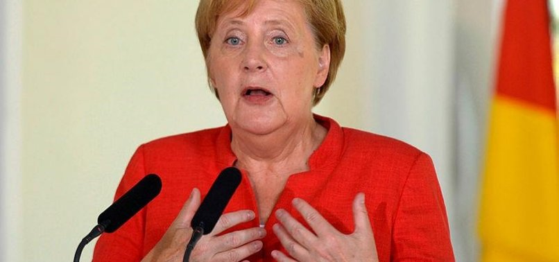 MERKEL UNDER FIRE FOR NOT ATTENDING BERLIN ATHLETICS EUROS