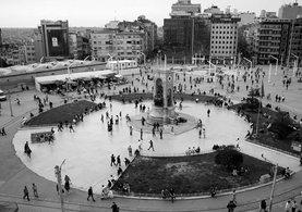 Taksim'de 1 Mayıs kutlamalarına izin verilmedi