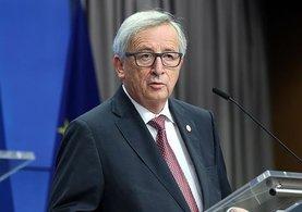 AB komisyonu başkanından Türkiye-AB açıklaması