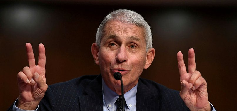 FAUCI SAYS DECISION ON SCHOOL OPENINGS SHOULD BE LEFT TO LOCAL OFFICIALS