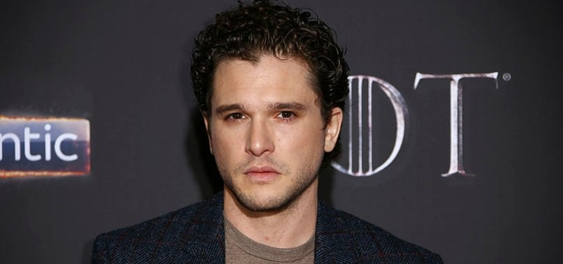 STRESSED GAME OF THRONES STAR KIT HARINGTON GETTING TREATMENT