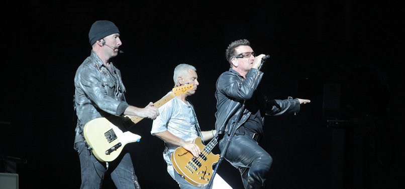 U2 TO PLAY AT NEW YORKS HISTORIC APOLLO THEATER