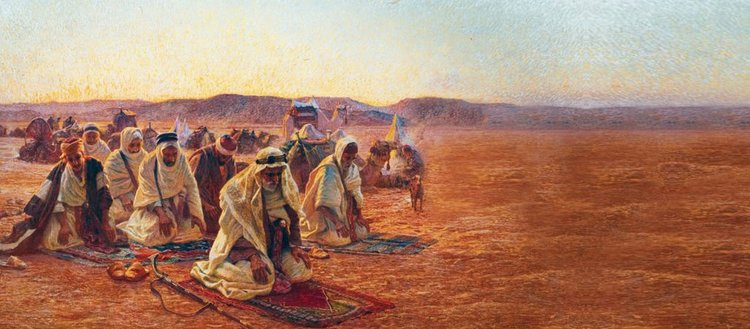 İslam ile şereflenen ilk kral: Necaşi Asheme