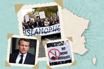 Fransa'da Müslüman karşıtlığının tezahürü: Kurumsal İslamofobi