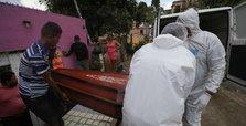 Brazil's virus outbreak worsens as total cases near 500,000
