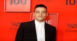 James Bond filminin kötü adamı: Rami Malek