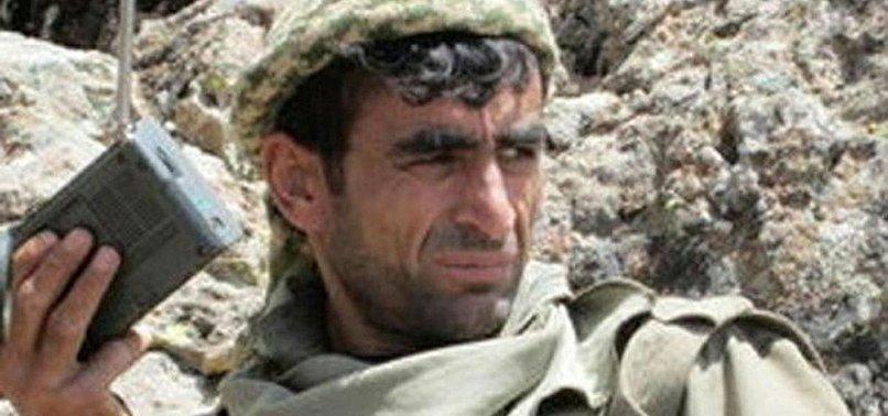 TURKEY CROSSES OFF 4 WANTED SENIOR PKK TERRORISTS