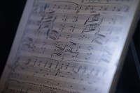 Original manuscripts of classic songs by Bob Dylan and Eric Clapton will go on auction as part of a collection of rock memorabilia, Sotheby's said Monday.  An original manuscript signed by Dylan...