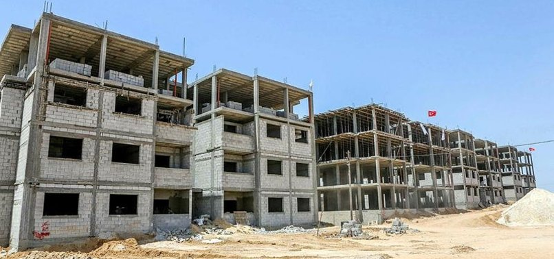 TURKISH AID AGENCY BUILDS HOMES FOR WAR-AFFECTED GAZANS