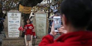 Nüfusunun 70 katını ağırlayan 700 yıllık Osmanlı köyü
