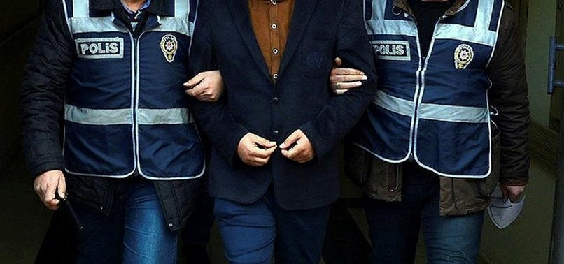 ARREST WARRANTS OUT FOR 1,112 FETÖ SUSPECTS
