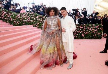 2019 Met Galanın ünlü çiftleri