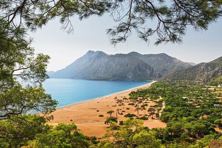 Deniz tatili için Türkiye'den 10 rota