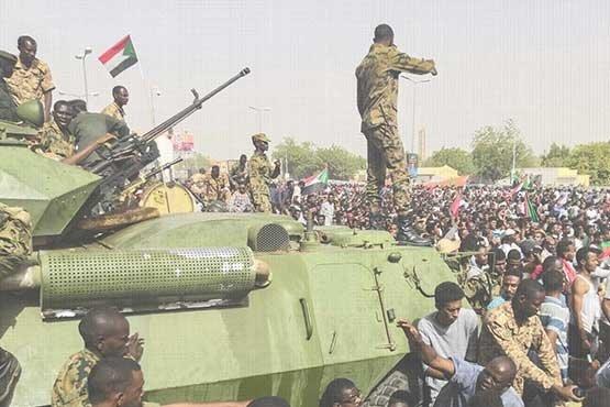 Sudan ın darbe sicili