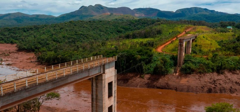 1 OUT OF 5 DAMS IN BRAZIL CLASSIFIED AS HIGH RISK, MINISTER SAYS
