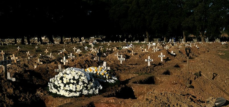 BRAZILS VIRUS DEATHS NEAR 30,000, TOP 10,000 IN MEXICO