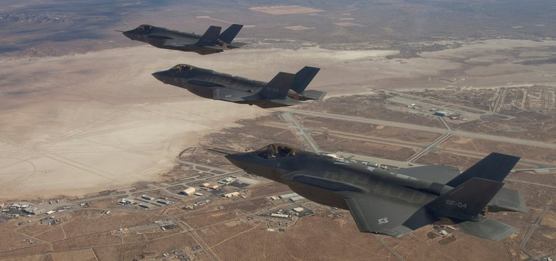 US LAWMAKERS CALL FOR SCRAPPING TURKEYS F-35 PURCHASES