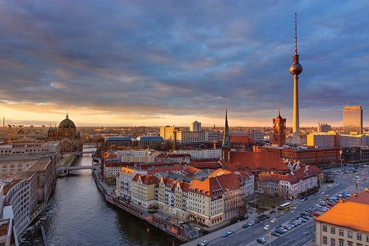 Küllerinden doğan başkent: Berlin