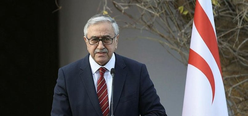 TIME RUNNING OUT FOR CYPRUS: TURKISH CYPRIOT PRESIDENT