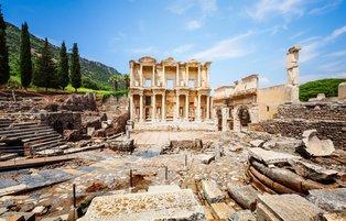 Ancient city of Ephesus: An important destination for faith tourism