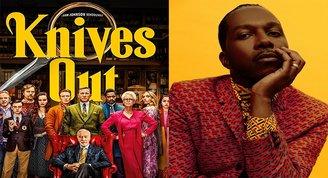 Oscar Adayı Leslie Odom Jr. 'Knives Out 2' Kadrosunda!