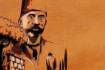 Mehmet Akif'in ilim ve irfan hocası: Arap Hoca