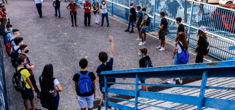 ITALIAN SCHOOLS REOPEN AMID FEARS, CONTROVERSY