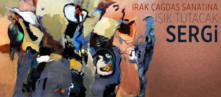 Irak Çağdaş Sanatına ışık tutacak sergi