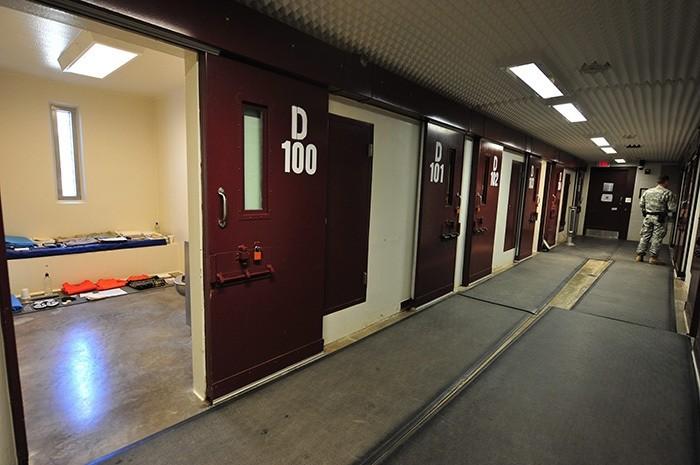 Guantanamo Bay Prison (File Photo)