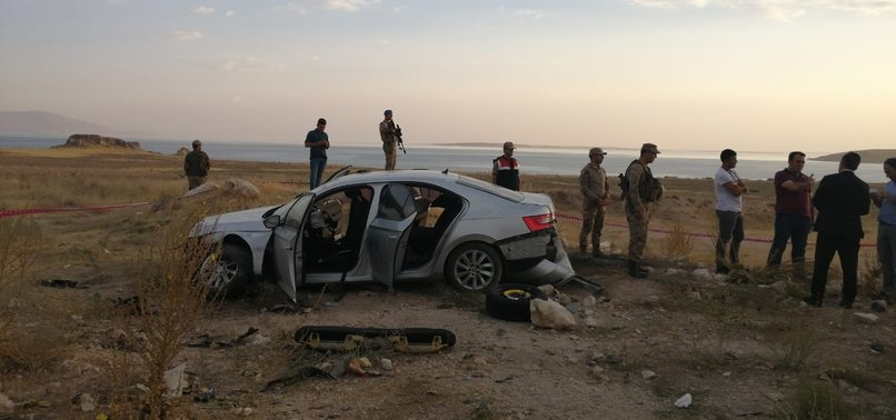 TURKEYS DEPUTY CULTURE AND TOURISM MINISTER DIES IN CAR ACCIDENT