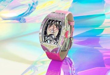 Richard Mille Yeni Saat Koleksiyonuyla Kadın Gücünü Kutluyor
