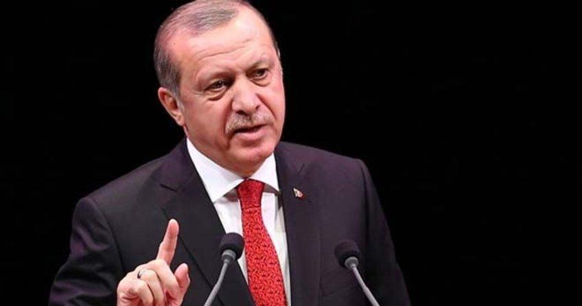 Cumhurbaşkanı Erdoğan: Döviz kurlarının ineceği kanaatindeyim