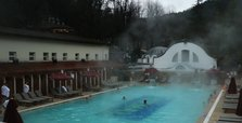 Hot springs in Turkey's Yalova attract Russian visitors