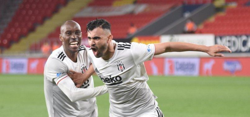 BEŞIKTAŞ CLAIM TSL TITLE ON GOAL DIFFERENCE AFTER 2-1 WIN OVER GÖZTEPE