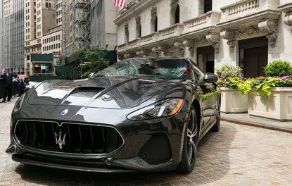 Yenilenen Maserati GranTurismo tanıtıldı