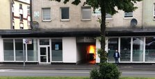German arsonist jailed over mosque attack
