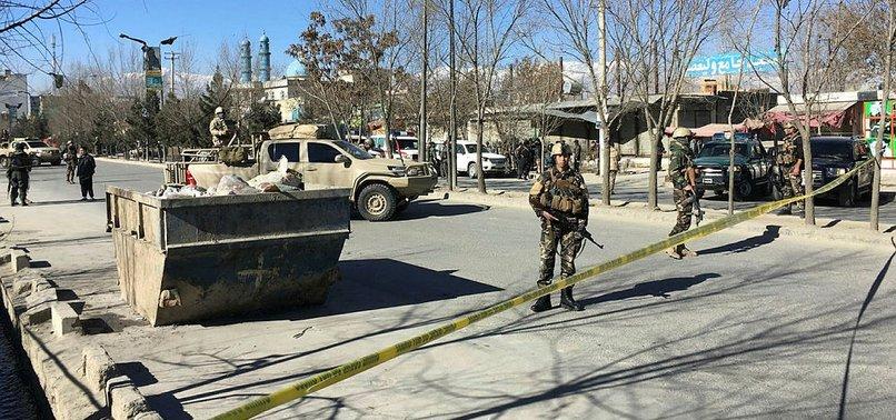 TURKEY CONDEMNS HEINOUS ATTACK IN AFGHANISTAN