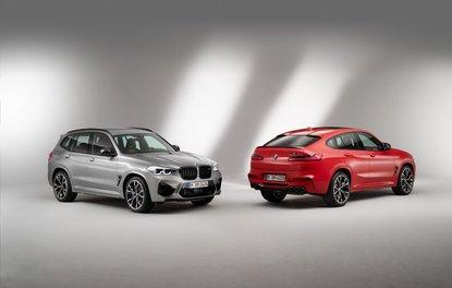 BMW X3 M VE X4 M TANITILDI