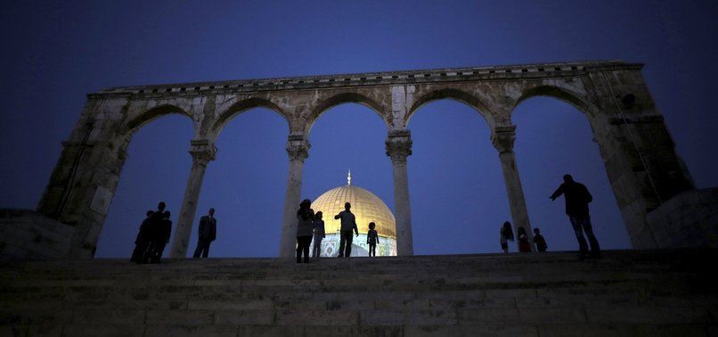 JERUSALEM DECISION A TEST FOR MUSLIMS LEADERS, AN END TO HOPES FOR PEACE