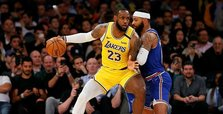 LeBron on verge of passing Kobe for third in NBA points