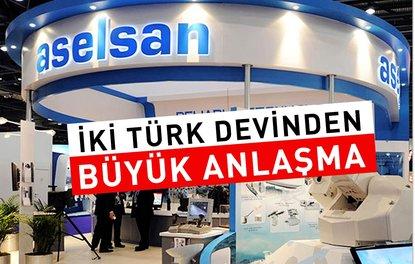 İki Türk devinden büyük anlaşma