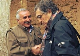 Kandil'in medya tetikçisi Hasan Cemal!