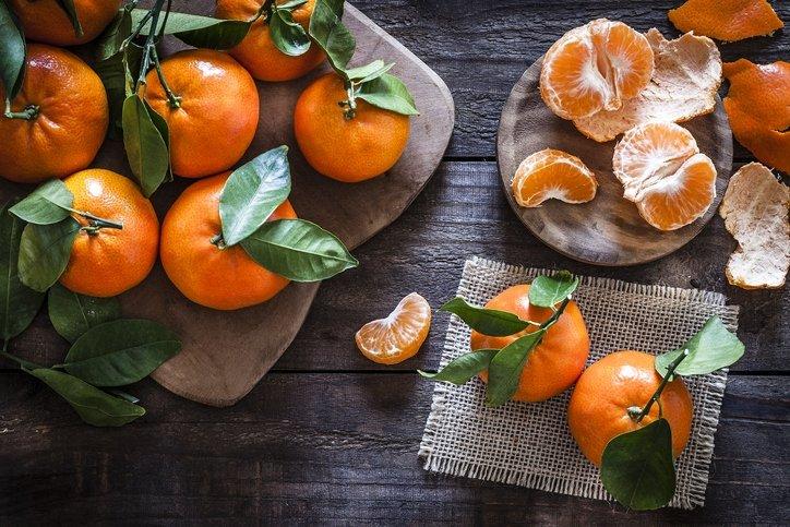 Mandalina yemeniz için 8 sebep