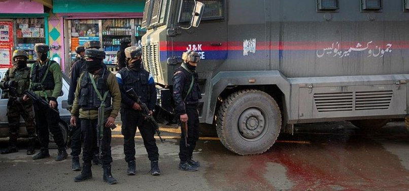 KASHMIRI FREEDOM FIGHTERS KILL 2 OCCUPYING INDIAN SOLDIERS IN REGIONS MAIN CITY