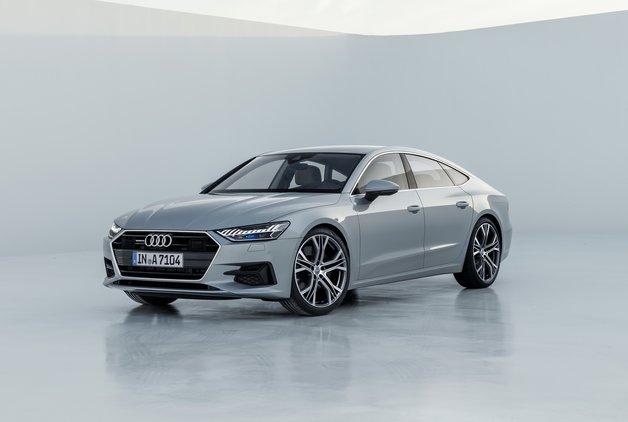 Audi'nin  yeni modeli Detroit'te sergilenecek