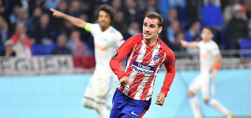 GRIEZMANN DECLINES TO TALK ABOUT HIS FUTURE AT ATLETICO