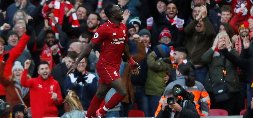 LIVERPOOL GO TOP AS BOURNEMOUTH AND WATFORD PRESS ON
