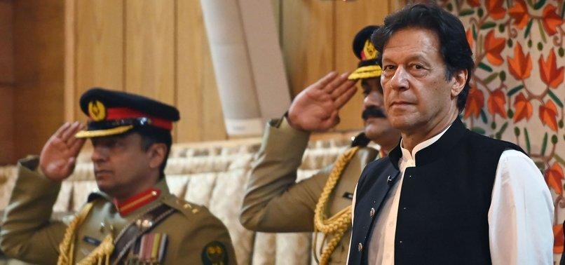 PAKISTAN TO ACT IF MINORITIES TARGETED: PM IMRAN KHAN