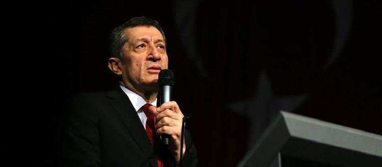 Bakan Selçuk'tan bilimsel çalışmalara destek sözü